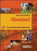 ¡Gracias! Curso de español para el bienio inicial. Con CD Audio