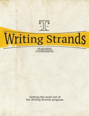 Writing Strands (Teaching Companion)