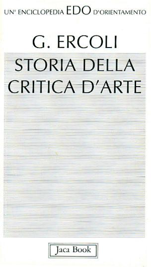 Storia della critica d'arte