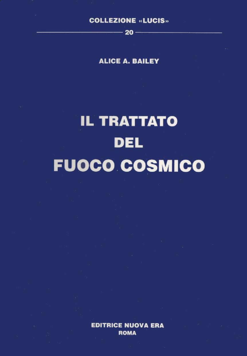 Il trattato del fuoco cosmico