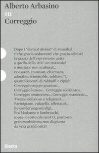 Alberto Arbasino su Correggio