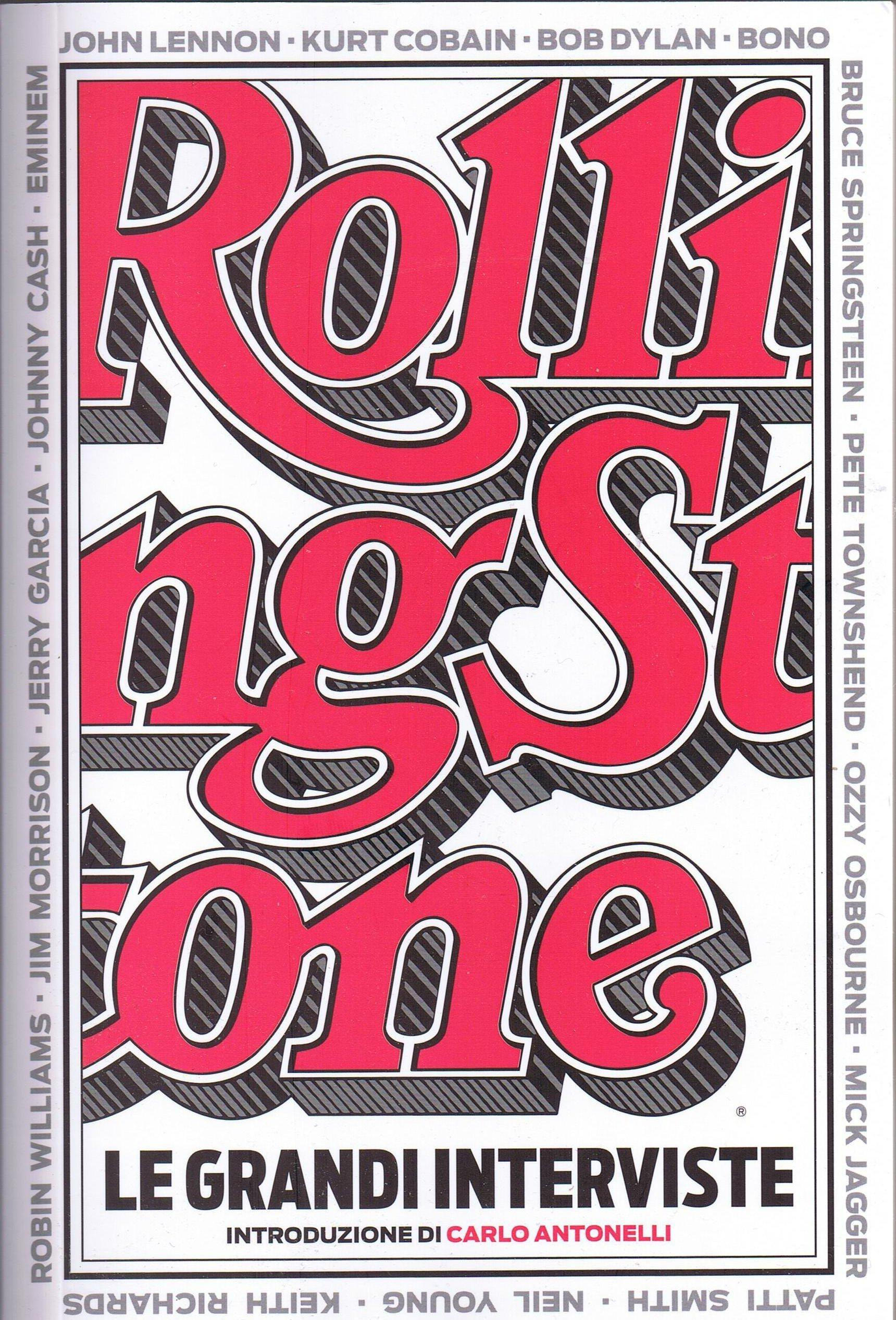 Le Grandi Interviste di Rolling Stone