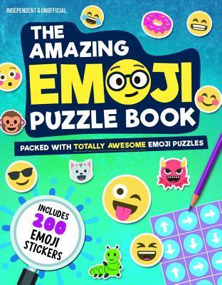The Amazing Emoji Puzzle Book