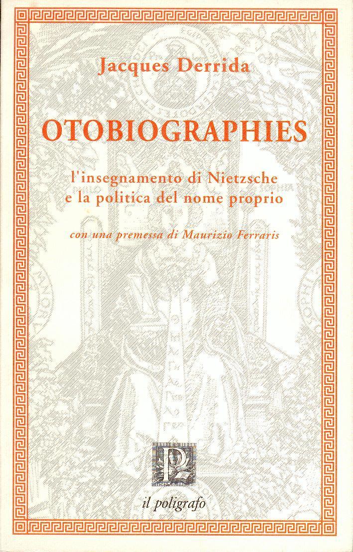 Otobiographies