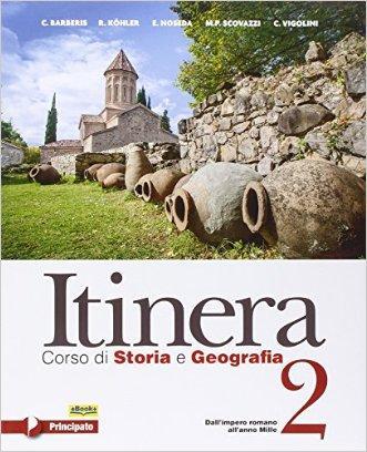 Itinera. Con e-book. Con espansione online. Per le Scuole superiori