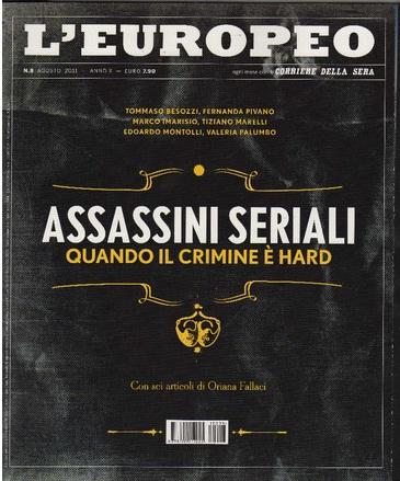 L'Europeo, Anno X, n...