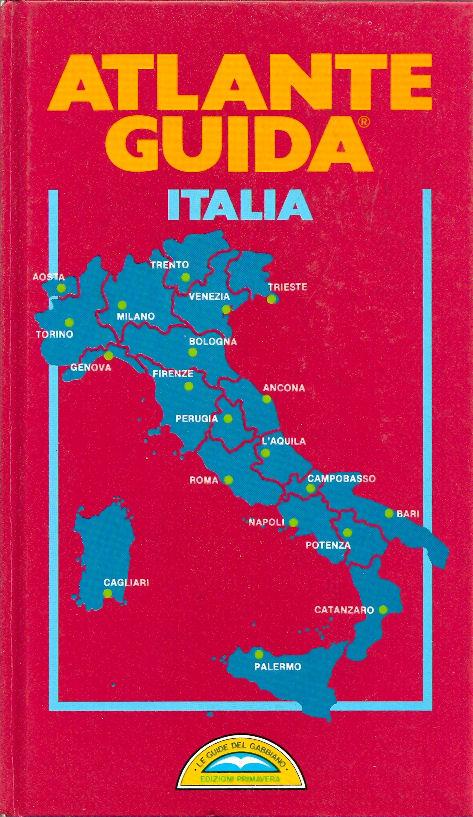 Atlante guida Italia