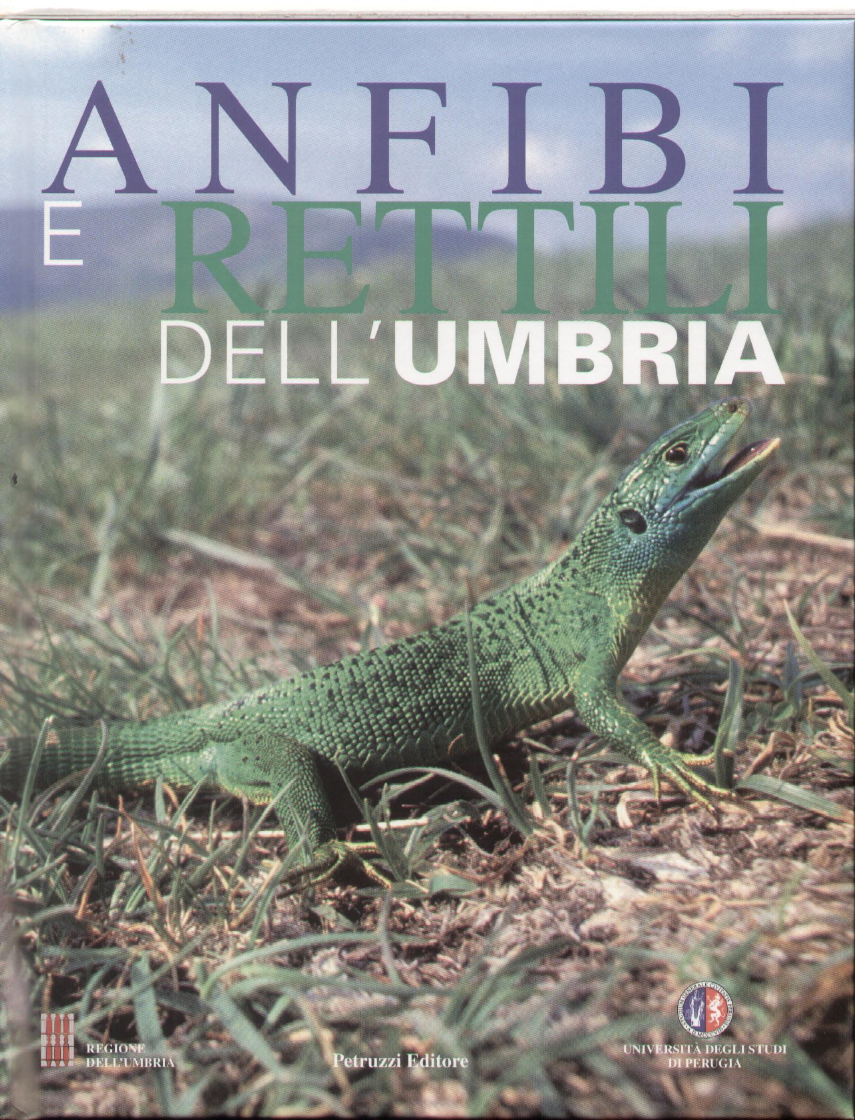 Anfibi e rettili dell'Umbria