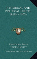 Historical and Political Tracts, Irish