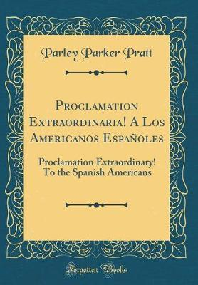 Proclamation Extraor...