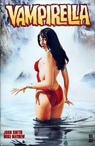 Vampirella #4 - Fear...
