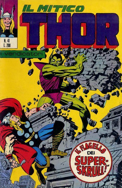 Il mitico Thor n. 41