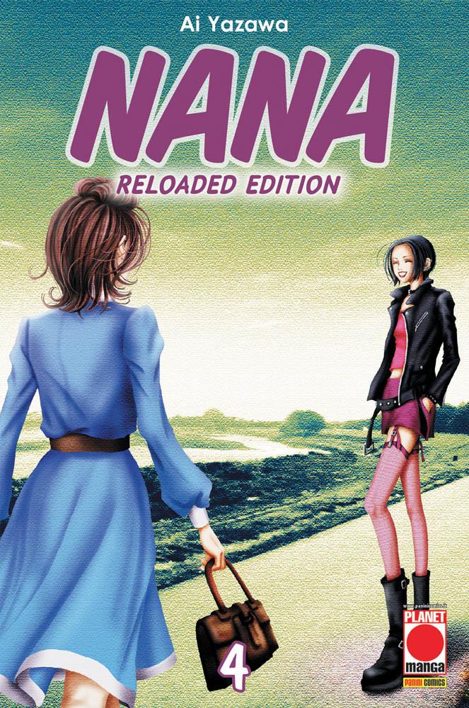 Nana vol. 4 - Reloaded edition