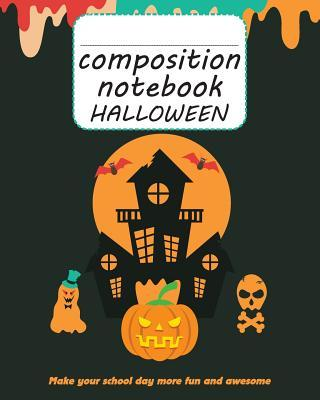 Composition book Hal...