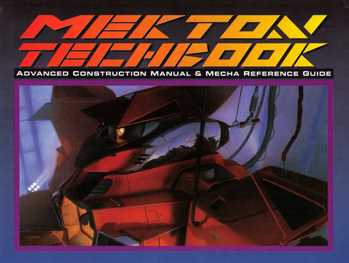 Mekton Techbook