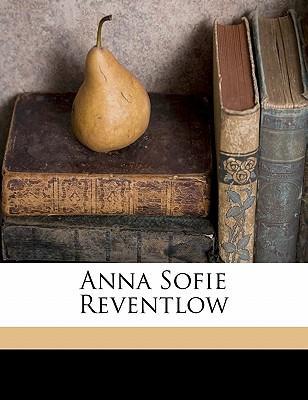 Anna Sofie Reventlow