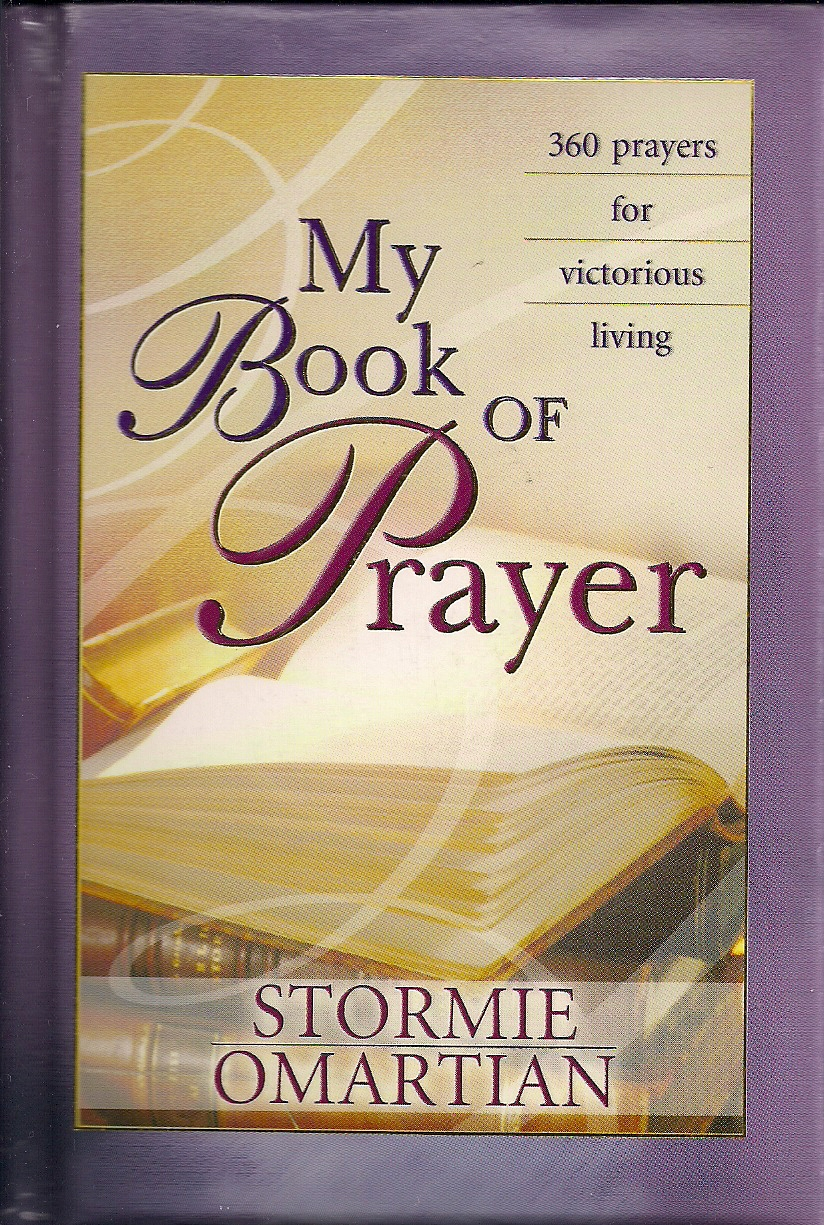 My Book of Prayer