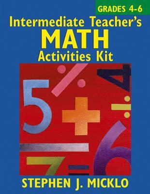 Intermediate Teacher's Math Activities Kit
