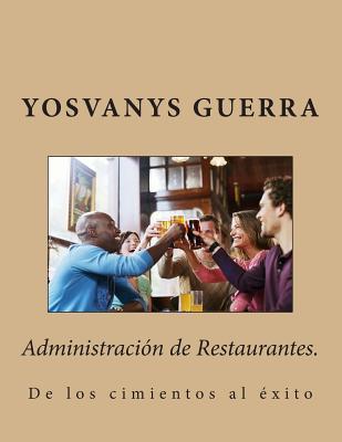 Administración De Restaurantes.