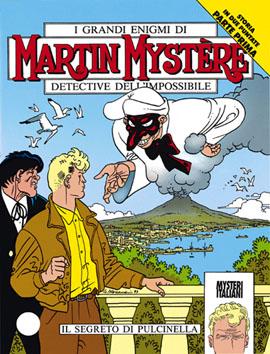 Martin Mystère n. 140