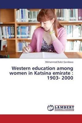 Western education among women in  Katsina emirate