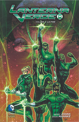 Lanterna Verde vol. ...