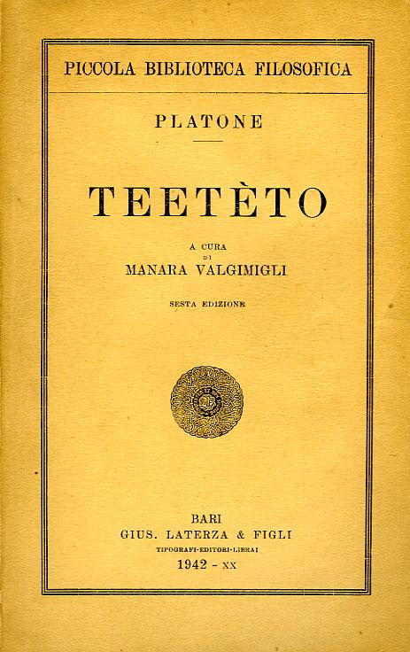 Teetèto