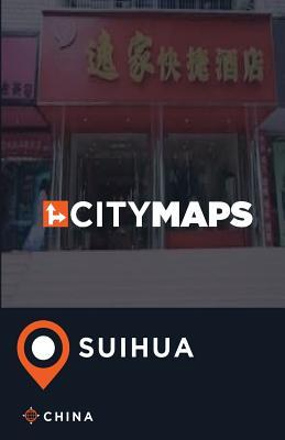 City Maps Suihua China