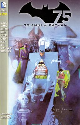 Batman Speciale – Batman Special 75° Anniversario