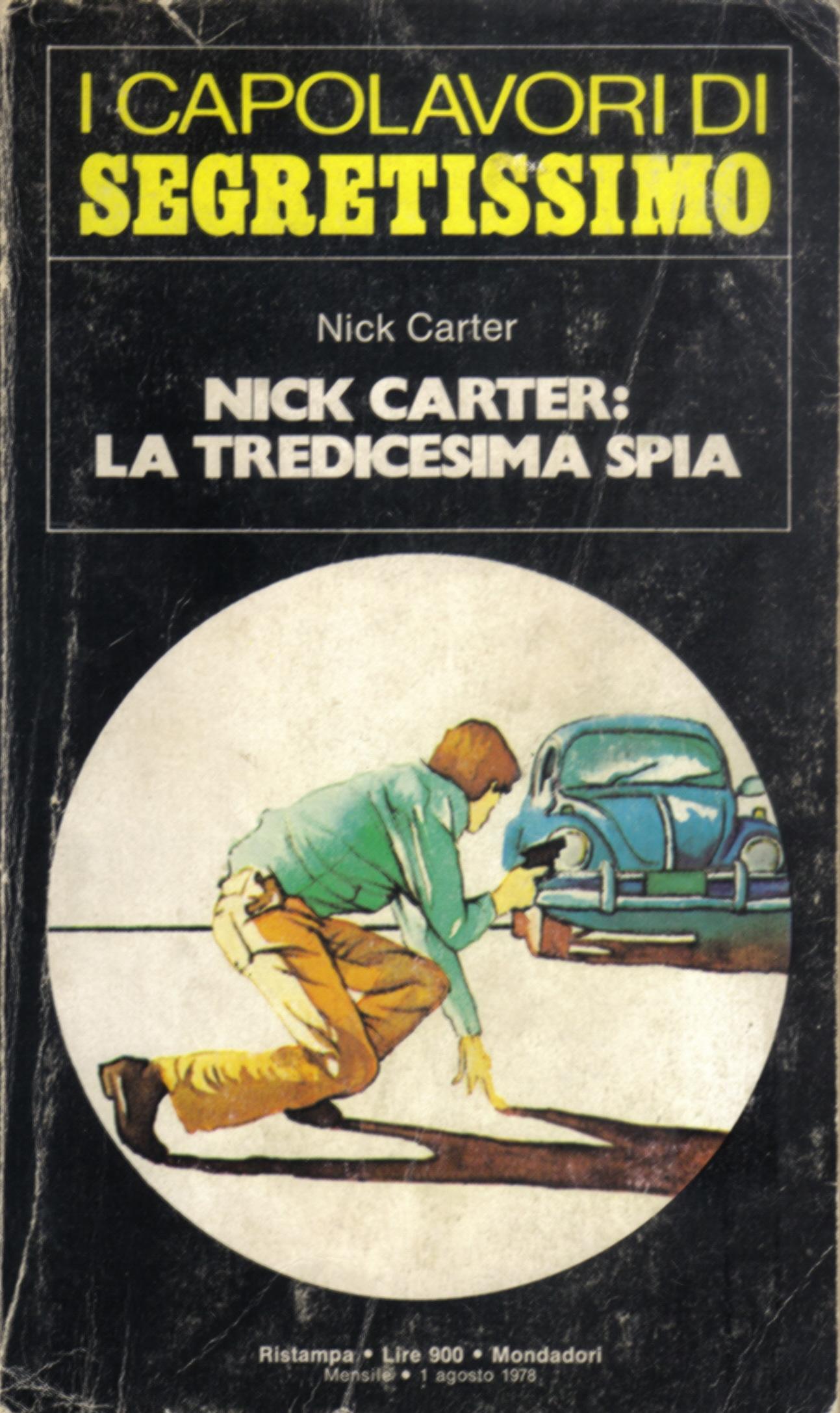 Nick Carter: La tredicesima spia