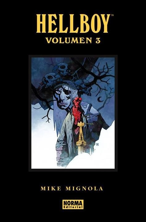 Hellboy. Edición integral, Vol. 3
