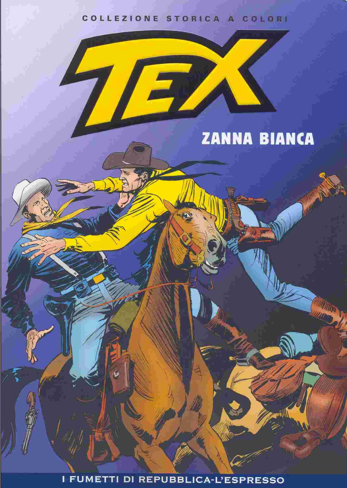 Tex collezione storica a colori n. 45
