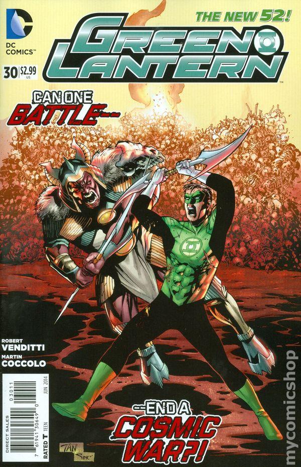 Green Lantern Vol.5 #30
