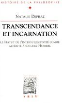 Transcendance et incarnation