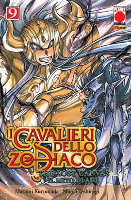 I Cavalieri Dello Zodiaco - Lost Canvas 9
