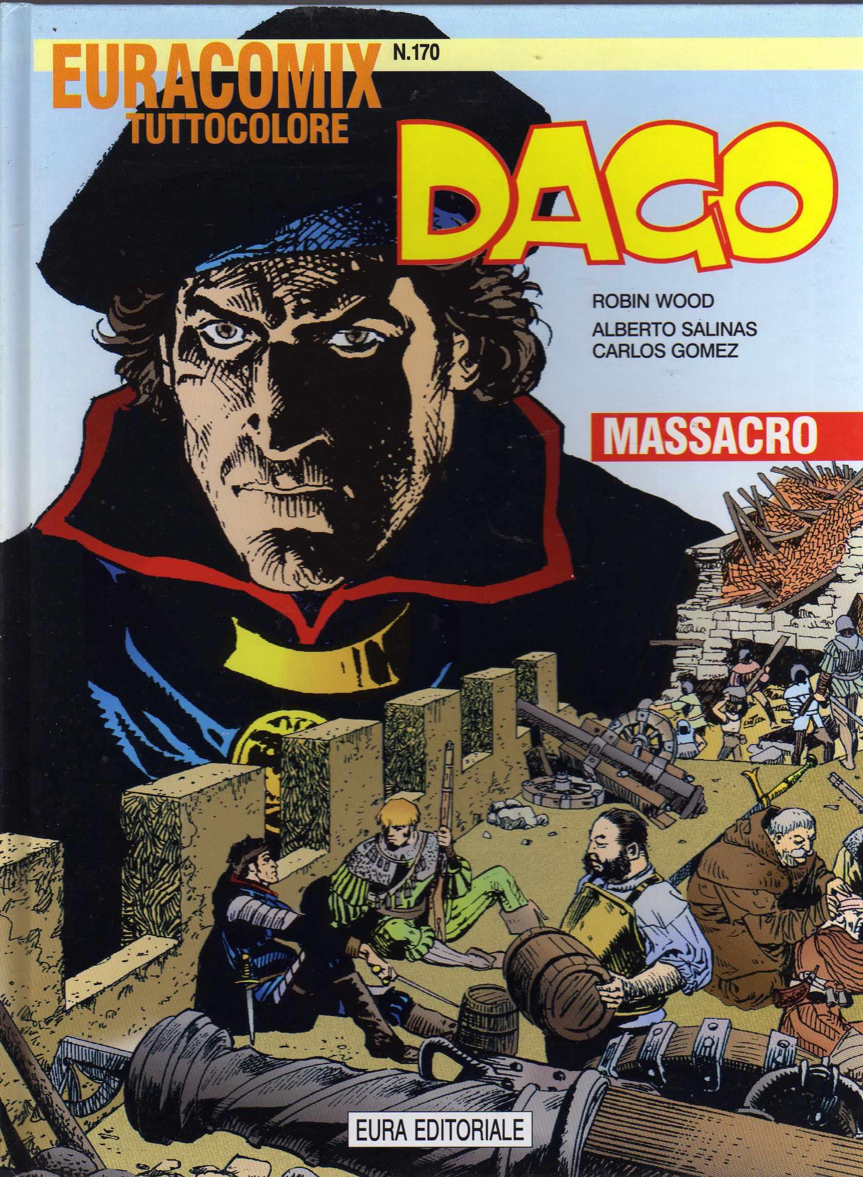 Dago 42 - Massacro