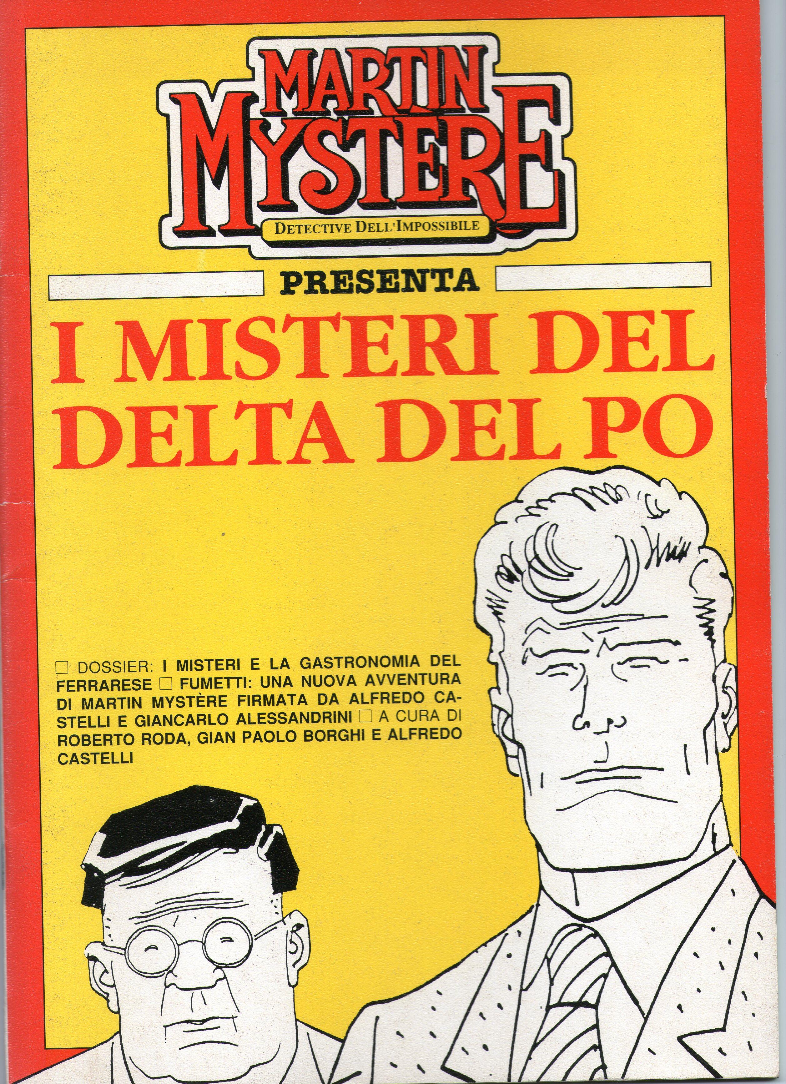 Martin Mystère pres...