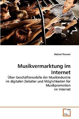 Musikvermarktung im Internet