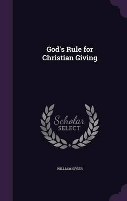 God's Rule for Chris...