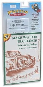 Make Way for Duckings- with Book