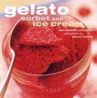 Gelato Sorbet and Ice Cream