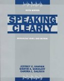 Speaking Clearly