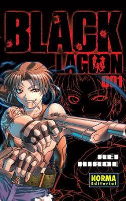 Black Lagoon #1 (de ...