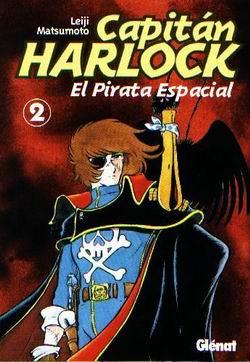 Capitán Harlock #2 (de 5)