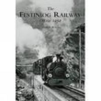 The Festiniog Railway from 1950