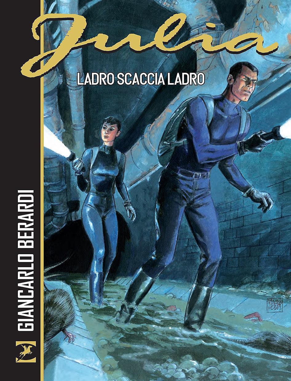 Julia - Ladro scaccia ladro.