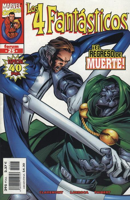 Los 4 Fantásticos Vol.3 #25 (de 34)