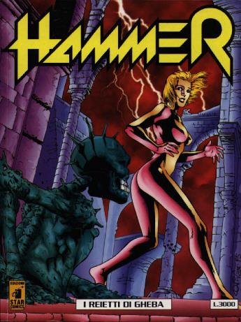Hammer n. 8