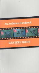 Audubon Handbook: Western Birds