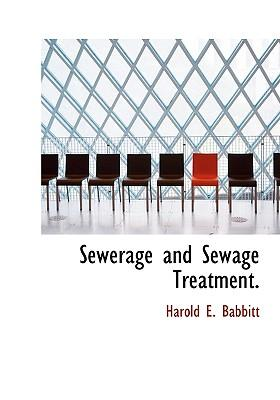 Sewerage and Sewage Treatment